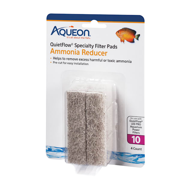 Aqueon Ammonia Cartridge Mini Pad, 10 - Carousel image #1