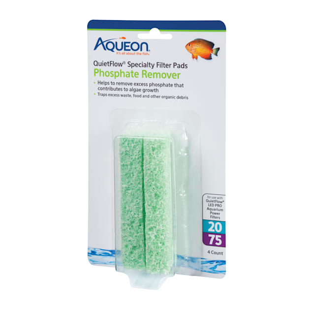 Aqueon Phosphate Remover for QuietFlow LED PRO Filter 20/75 - Carousel image #1