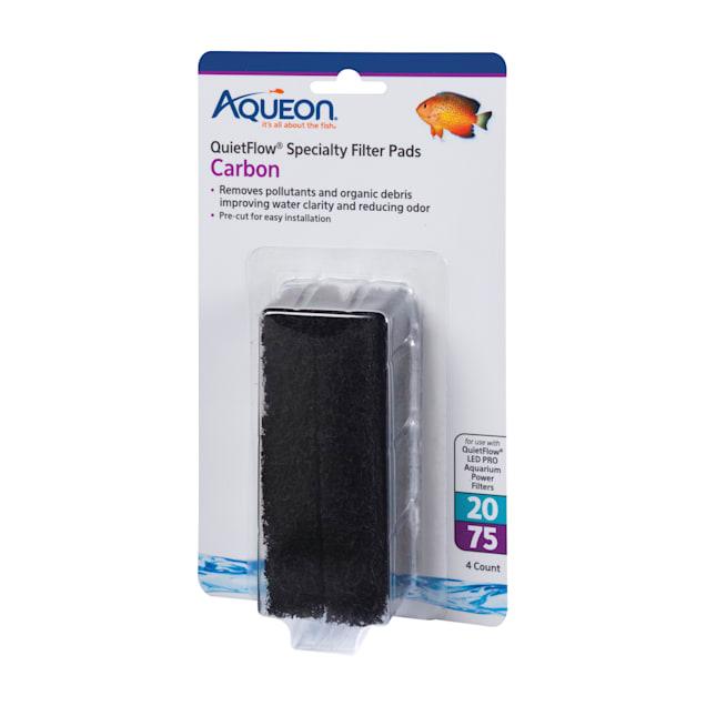 Aqueon Carbon for QuietFlow LED PRO Filter 20/75 - Carousel image #1