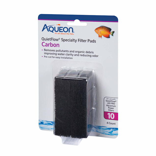 Aqueon Carbon for QuietFlow LED PRO Filter 10 - Carousel image #1