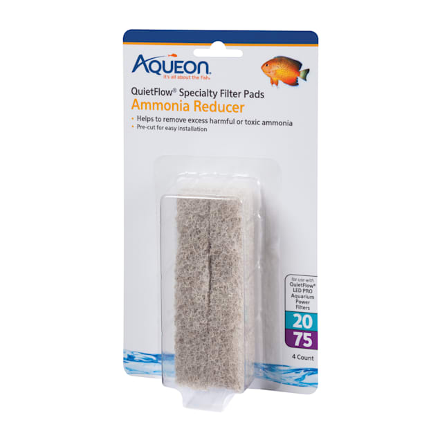 Aqueon Amonia Remover for QuietFlow LED PRO Filter 20/75 - Carousel image #1