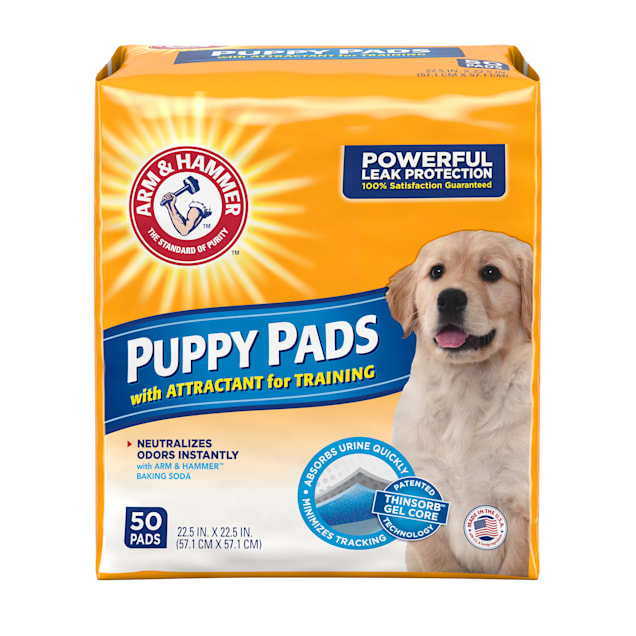 Arm & Hammer Puppy Pads, Medium - Carousel image #1