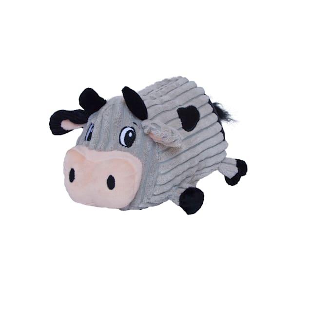 Outward Hound Fattiez Cow Dog Toy, Medium - Carousel image #1