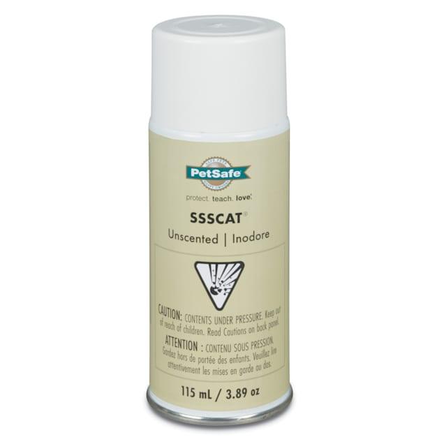 PetSafe SSSCAT Replacement Pet Deterrent Spray Can, 3.89 fl.oz. - Carousel image #1