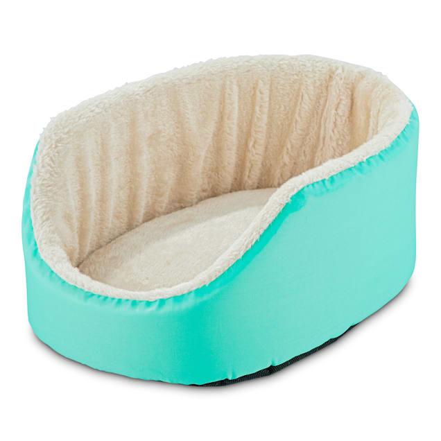 You & Me Aqua Small Animal Cuddler Bed - Carousel image #1