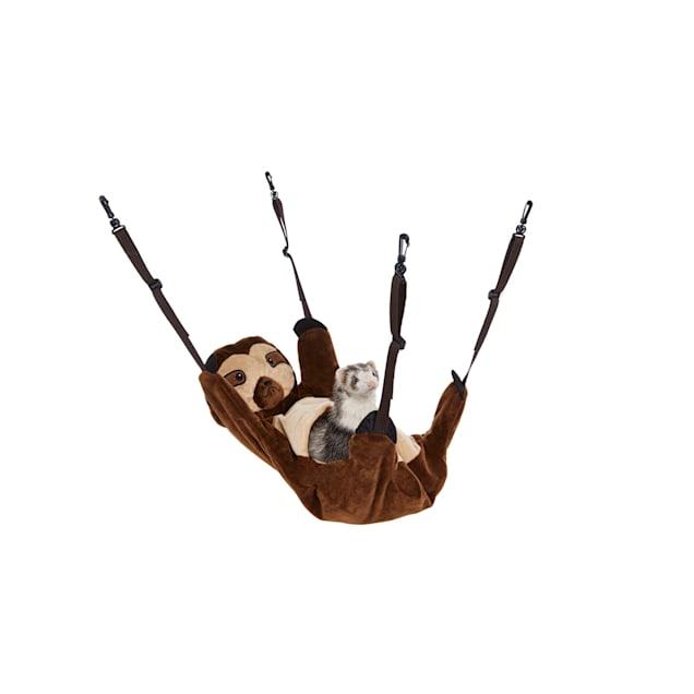 You & Me Sloth Small Animal Hanging Bed - Carousel image #1