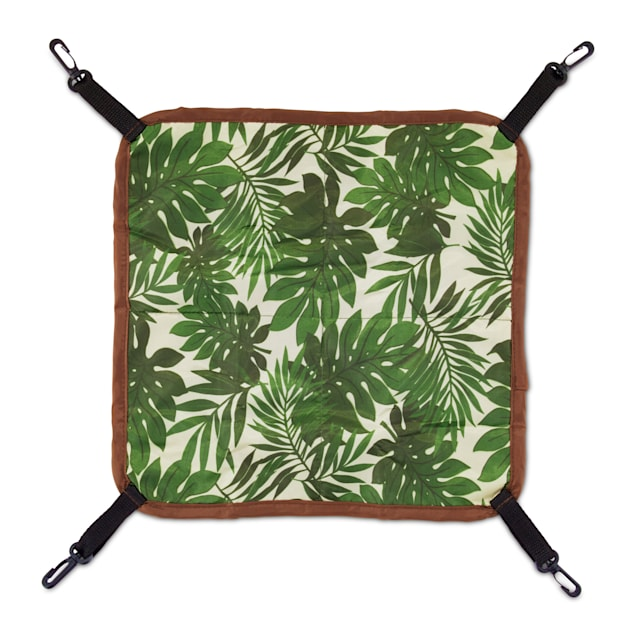 You & Me Tropical Oasis Small Animal Hammock - Carousel image #1