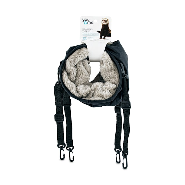 You & Me Black Small Animal Hanging Tunnel - Carousel image #1
