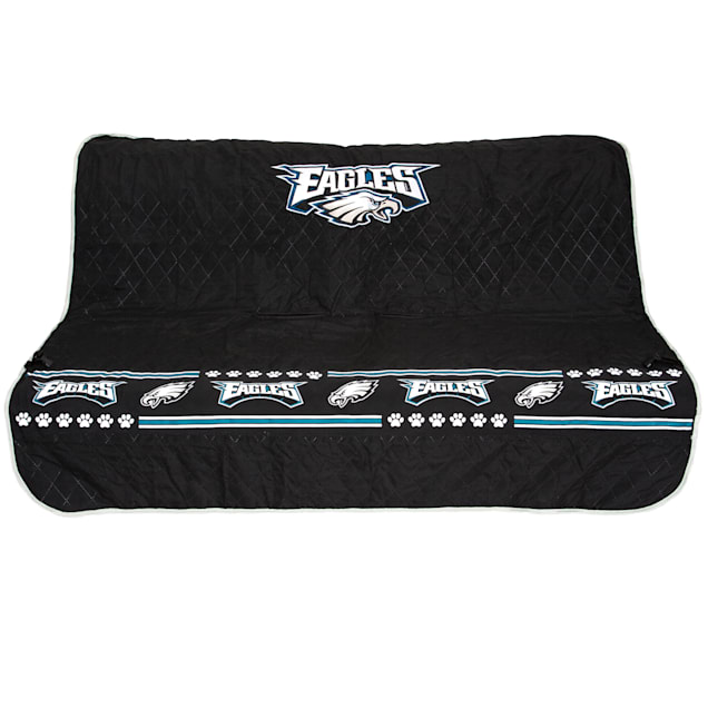 Pets First Philadelphia Eagles Car Seat Cover - Carousel image #1