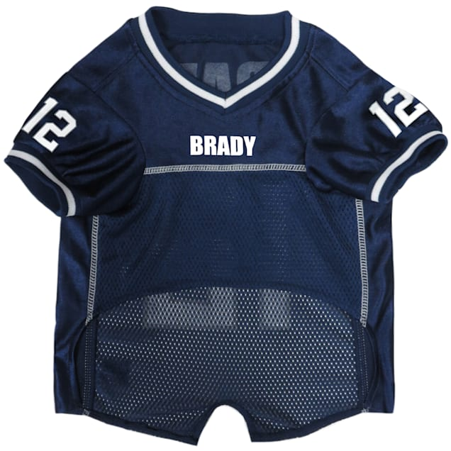 tom brady jersey adult small