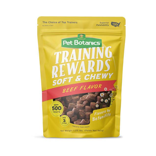Pet Botanics Training Reward Beef Flavor Dog Treats, 20 oz. bag, 500 count - Carousel image #1