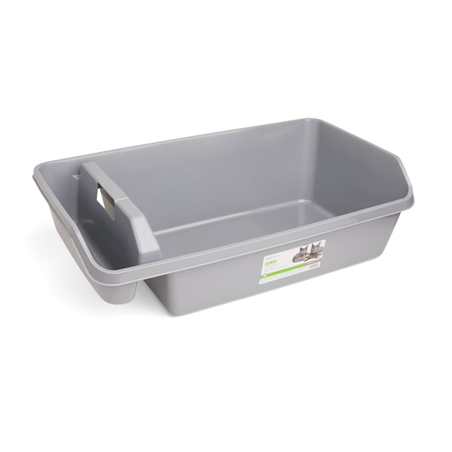 So Phresh Grey King-Size Compartment Cat Litter Pan - Carousel image #1