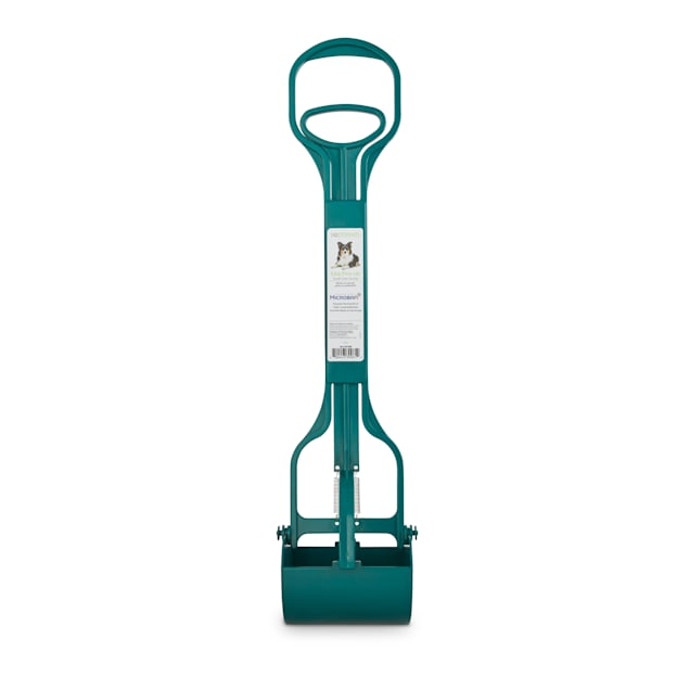 So Phresh Easy Pickup Claw Scoop with Microban for Dogs, Small - Carousel image #1