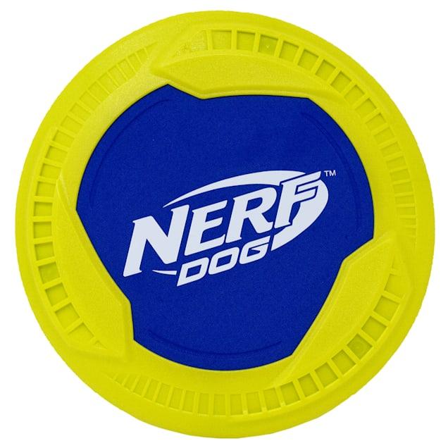 Nerf Nylon Foam Megaton Disc for Dogs, Medium - Carousel image #1