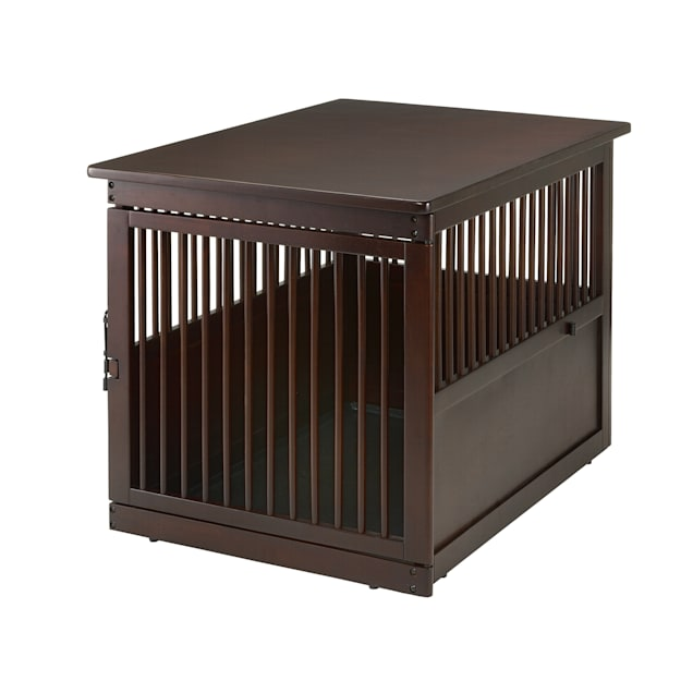 """Richell Wooden End Table Pet Crate,  41.5"""" x 29.5"""" x 25.6"""" - Carousel image #1"""