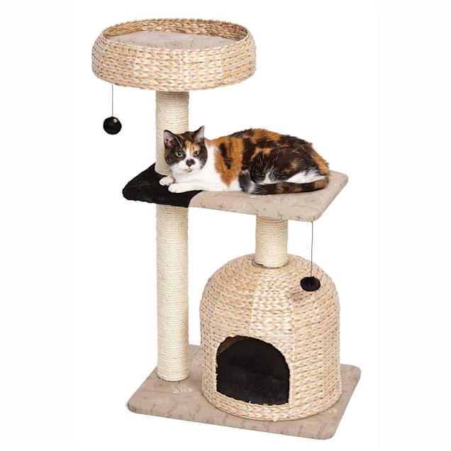 "Midwest Feline Nuvo Reid Cat Tree, 4.75"" H - Carousel image #1"