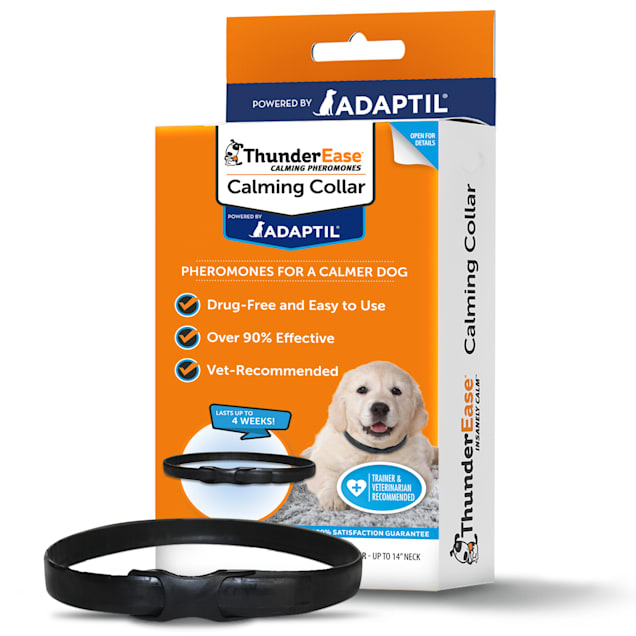 ThunderEase Calming Collar for Dogs, Small - Carousel image #1