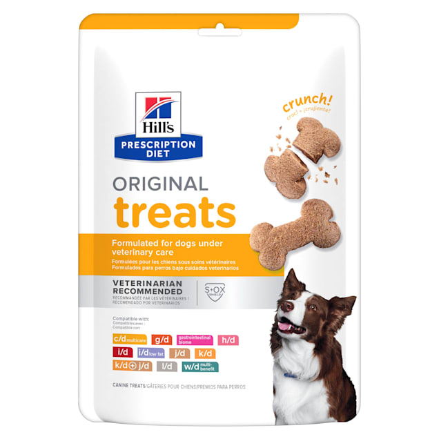 Hill's Prescription Diet Dog Treats, 11 oz. - Carousel image #1