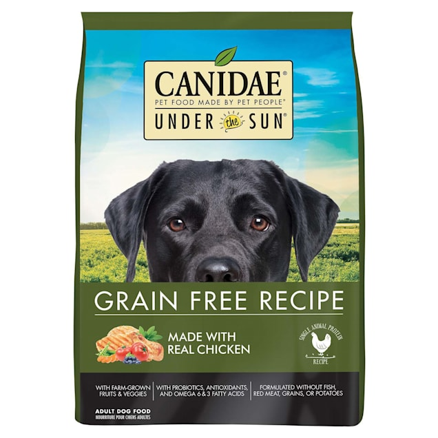 CANIDAE Under the Sun Grain Free Chicken Recipe Adult Dry Dog Food, 40 lbs. - Carousel image #1