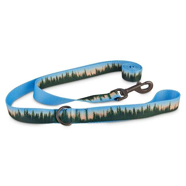 Good2Go Forest-Print Dog Leash, 6 ft. - Carousel image #1