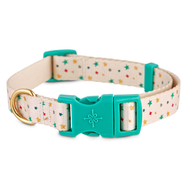 Good2Go Star-Print Dog Collar, Large - Carousel image #1