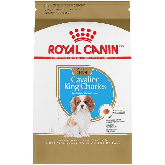Royal Canin Breed Health Nutrition Cavalier King Charles Dry Puppy Food, 3 lbs. - Carousel image #1