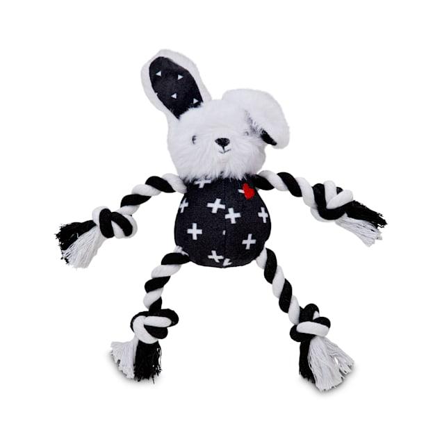 Bond & Co. Floppy Bunny Rope Dog Toy, Small - Carousel image #1