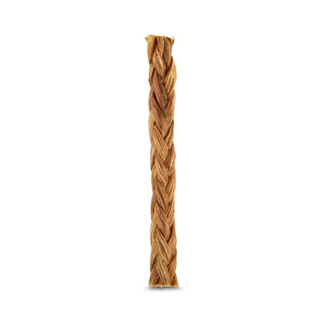 Good Lovin Braided Beef Stick Dog Chew, 0.25 oz. - Carousel image #1