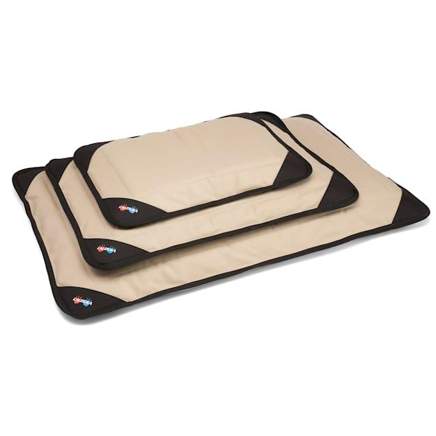"""Caldera Hot & Cold Tan Dog Beds, 24"""" L X 18"""" W - Carousel image #1"""