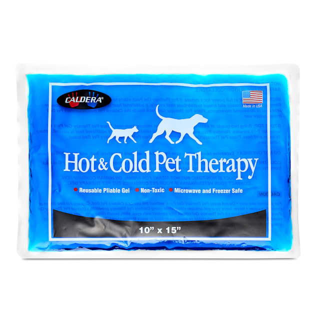"""Caldera Hot & Cold Dog Bed Therapy Gel Pack, 15"""" L X 10"""" W - Carousel image #1"""
