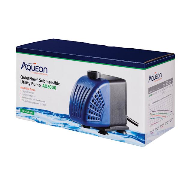 Aqueon QuietFlow AQ3000 Submersible Utility Pump - Carousel image #1
