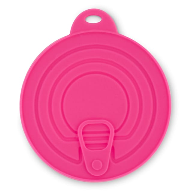 Harmony Pink Rubber Can Lid - Carousel image #1