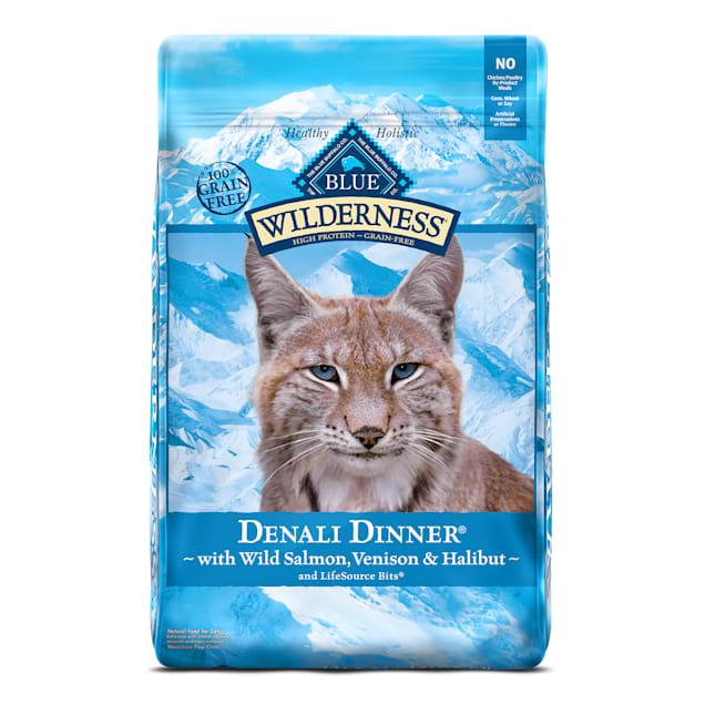Blue Buffalo Blue Wilderness Regionals Denali Dinner Dry Cat Food, 10 lbs. - Carousel image #1