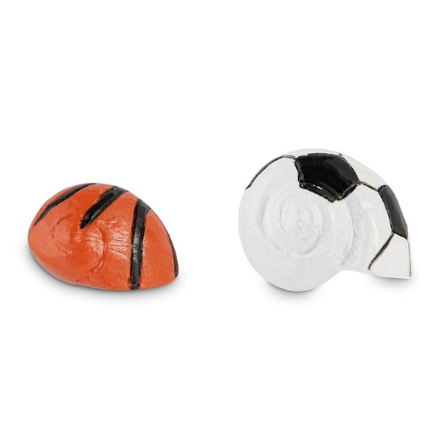 Imagitarium Sporty Hermit Crab Shell Set, Small - Carousel image #1