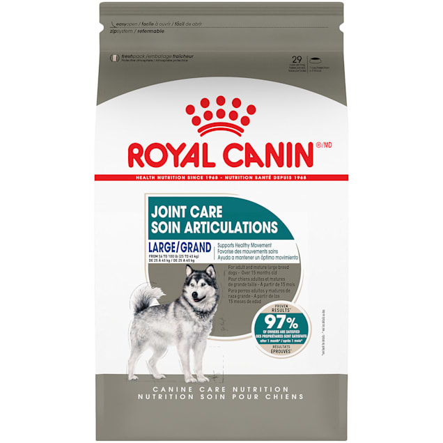 Royal Canin Large Joint Care Dry Dog Food, 30 lbs. - Carousel image #1