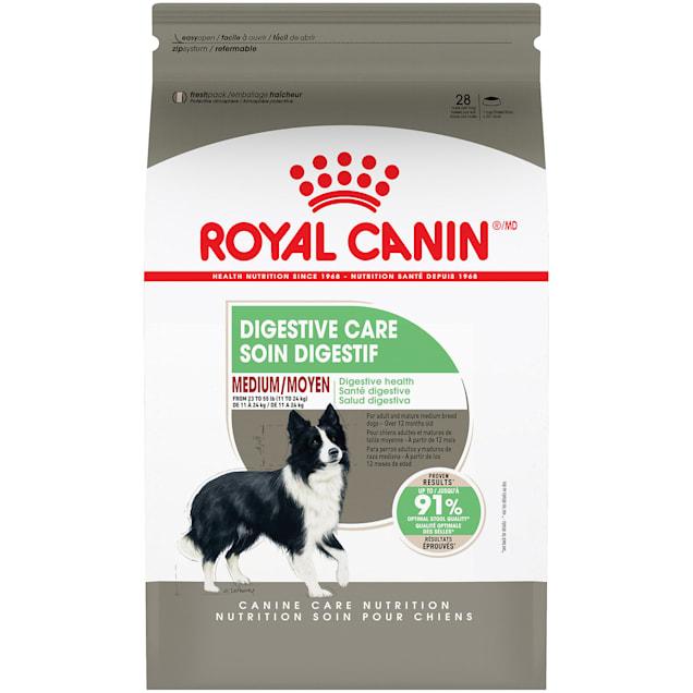 Royal Canin Medium Digestive Care Dry Dog Food, 30 lbs. - Carousel image #1
