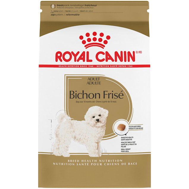 Royal Canin Breed Health Nutrition Bichon Frise Adult Dry Dog Food, 10 lbs. - Carousel image #1