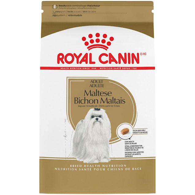 Royal Canin Breed Health Nutrition Maltese Adult Dry Dog Food, 10 lbs. - Carousel image #1