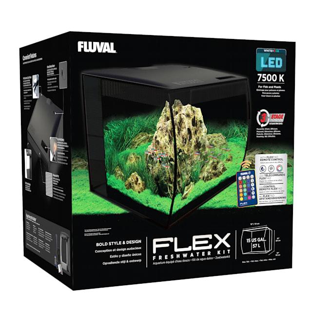 Fluval Flex Aquarium Kit - Carousel image #1