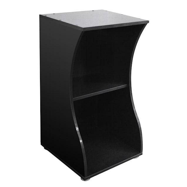 Fluval Flex Aquarium Stand In Black, 15 Gallon - Carousel image #1