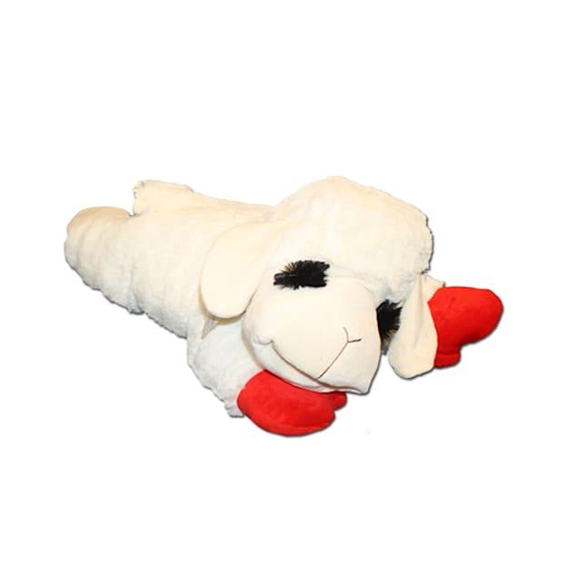 Multipet Lamb Chop Dog Toy, X-Large - Carousel image #1