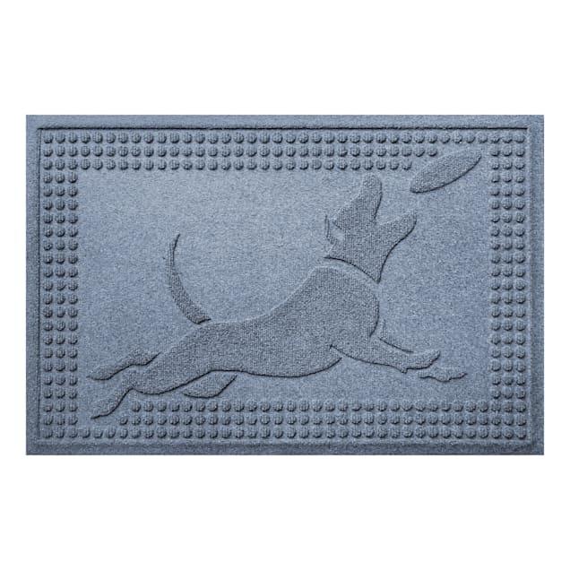 "Bungalow Flooring Flying Bluestone Dog Mat, 36"" L x 24"" W - Carousel image #1"