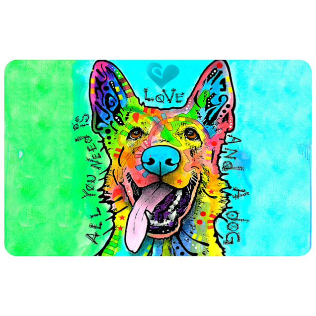 """Bungalow Flooring All You Need Dog Mat, 36"""" L x 24"""" W - Carousel image #1"""