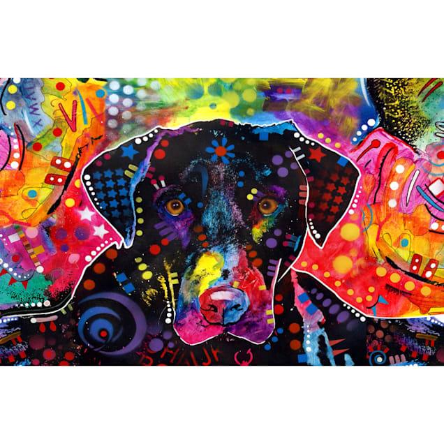 "Bungalow Flooring Labrador Dog Mat, 36"" L x 24"" W - Carousel image #1"