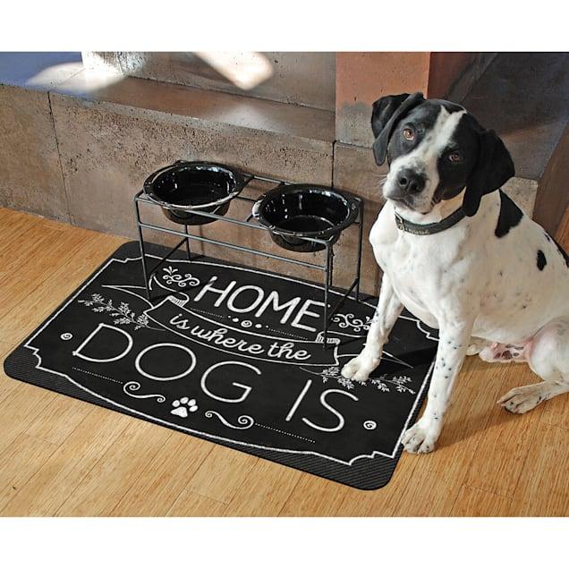 "Bungalow Flooring Premium Comfort Where The Dog Is Mat, 31"" L x 22"" W - Carousel image #1"