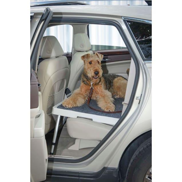 "Car-Dek Seat Self with Non Sliding Carpet for Pets, 24"" W X 48"" L - Carousel image #1"