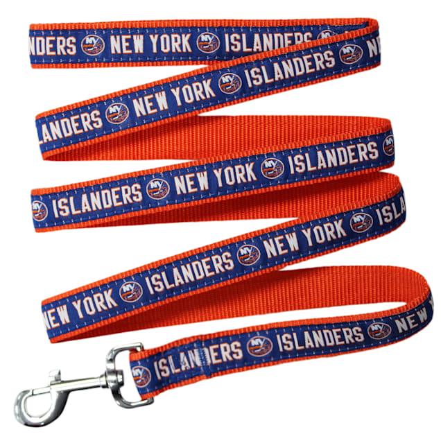 Pets First New York Islanders Dog Leash, Medium - Carousel image #1