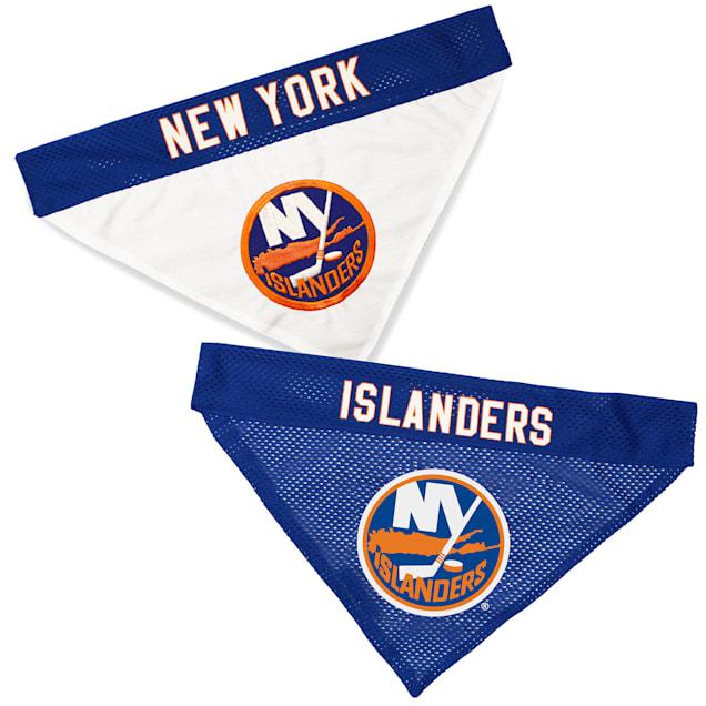 Pets First New York Islanders Reversible Dog Bandana, Small/Medium - Carousel image #1