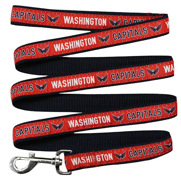 Pets First Washington Capitals Dog Leash, Large - Carousel image #1