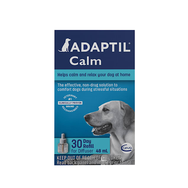 Adaptil 30 Day Diffuser Refill for Dogs, 48 ml. - Carousel image #1